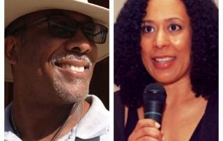 Bryan Carter and Zita Nunes