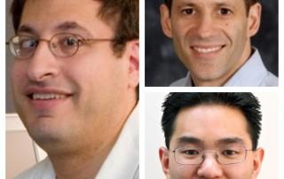 Ben Bederson, Nicholas Chen and Matt Kirschenbaum