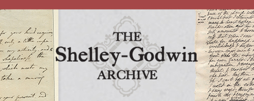 The Shelley-Godwin Archive