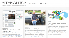 MITH Monitor - Spring 2012