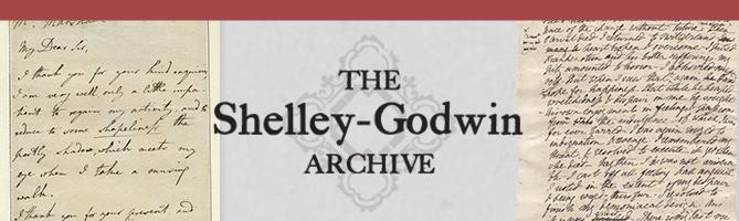 The Shelley-Godwin Archive (SGA)