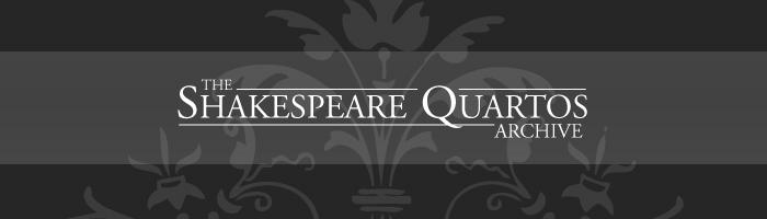 Shakespear Quartos Archive