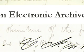 Dickinson Electronic Archives