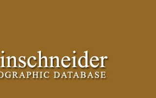 Steinschneider Bibliographic Database