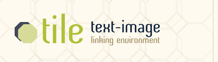 Text-Image Linking Environment (TILE)