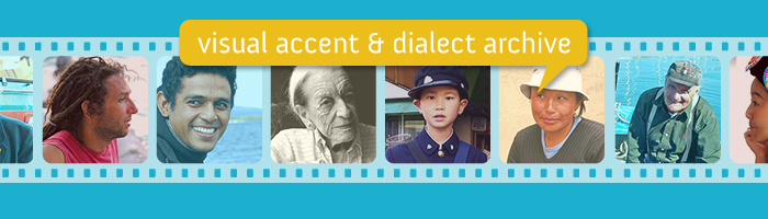 Visual Accent & Dialect Archive