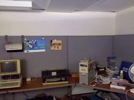 Matt's Office