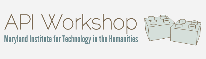 API Workshop