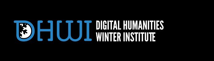 Digital Humanities Winter Institute (DHWI)