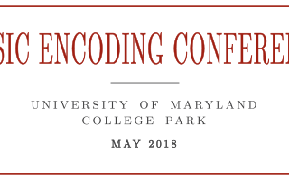 Music Encoding Conference