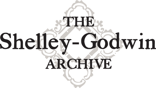Shelley-Godwin Archive Logo